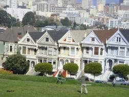 Hippy Hill et la maison bleue